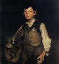 Duveneck Frank Whistling Boy