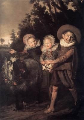Group of Children WGA