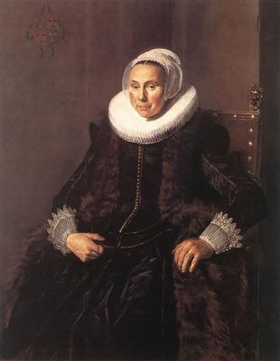 HALS Frans Cornelia Claesdr Vooght