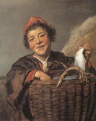 HALS Frans Fisher Boy