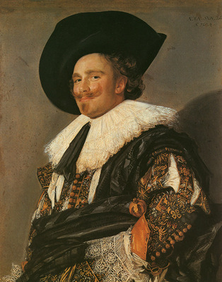 hals frans the laughing cavalier