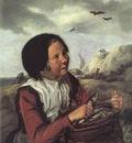 HALS Frans Fisher Girl