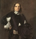 hals frans portrait of a man