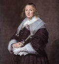 HALS Frans Portrait Of A Standing Woman