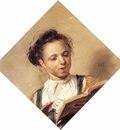 HALS Frans Singing Girl