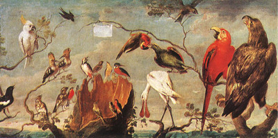 SNYDERS Frans Concert Of Birds