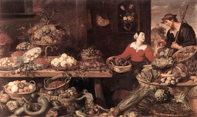 SNYDERS Frans Fruit And Vegetable Stall