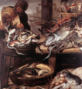 SNYDERS Frans The Fishmonger