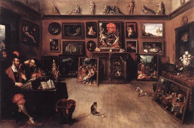 FRANCKEN Frans II An Antique Dealers Gallery