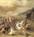 FRANCKEN Frans II Triumph Of Amphrite
