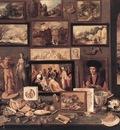FRANCKEN Frans II art room