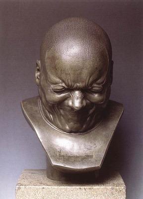 MESSERSCHMIDT Franz Xaver Character Head The Arch Evil