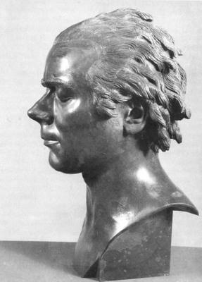 MESSERSCHMIDT Franz Xaver Character Head The Gentle Quiet Sleep