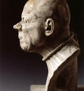 MESSERSCHMIDT Franz Xaver Character Head The Hanged