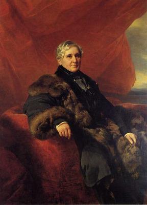 Winterhalter Franz Xavier Charles Jerome Comte Pozzo di Borgo
