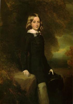 Winterhalter Franz Xavier Leopold Duke of Brabant