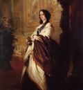 Winterhalter Franz Xavier Harriet Howard Duchess of Sutherland