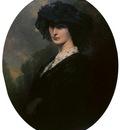 Winterhalter Franz Xavier Jadwiga Potocka Countess Branicka