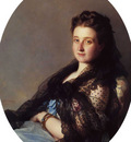 Winterhalter Franz Xavier Portrait of a Lady