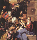 MAINO Fray Juan Bautista Adoration of the Kings