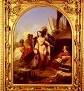 Schopin Frederic Henri The Slave Market