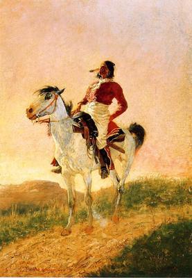 Remington Frederic Modern Comanche