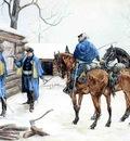 Remington Frederic Arresting the Deserter