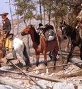 Remington Frederic Prospecting for Cattle Range
