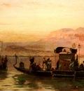 Bridgman Frederick Arthur Cleopatras Barge