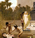 Goodall Frederik The Finding Of Moses