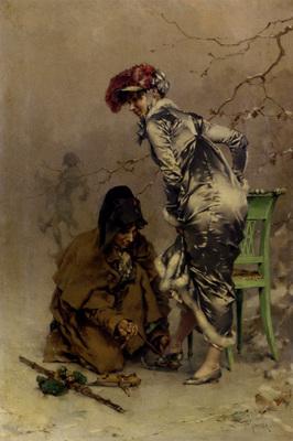 Kaemmerer Frederik Hendrik A Winter Escapade