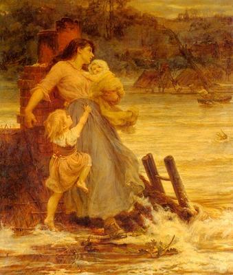 Morgan Frederick A Flood