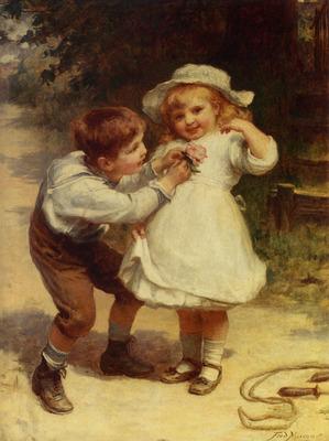 Morgan Frederick Sweethearts