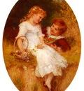 Morgan Frederick Childhood Sweethearts