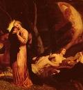Pickersgill Frederick Richard Flight Of The Pagan Deities