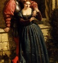 Pickersgill Frederick Richard The Betrothal