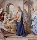 OVERBECK Friedrich Christ Resurrects The Daughter Of Jairu