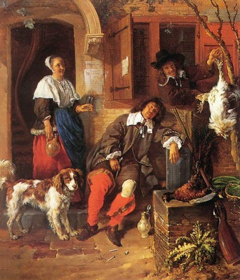 METSU Gabriel The Sleeping Sportsman