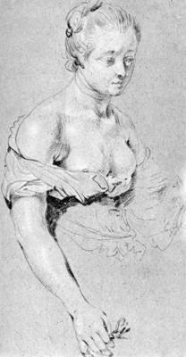METSU Gabriel Woman Figure