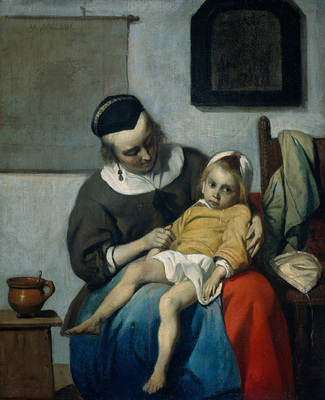 Metsu Gabriel The Sick Child