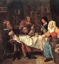 METSU Gabriel The Feast Of The Bean King
