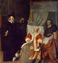 METSU Gabriel Visit Of The Physician