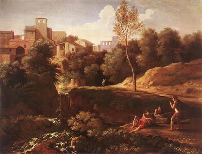 Imaginary Landscape WGA
