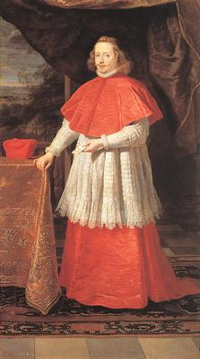 CRAYER Gaspard de The Cardinal Infante
