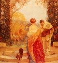 Latouche Gaston de La Salutation De Pierrot