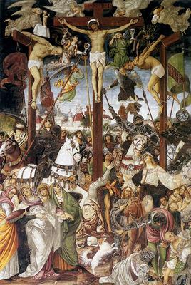 Ferrari Gaudenzio Crucifixion