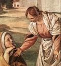 FERRARI Gaudenzio St Anne Consoled By A Woman
