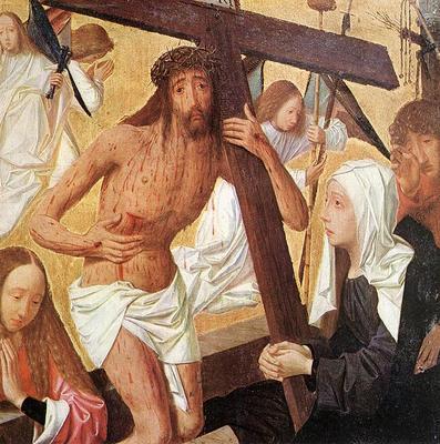 GEERTGEN tot Sint Jans Vir Dolorum