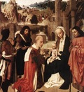 GEERTGEN tot Sint Jans Adoration Of The Kings