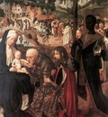 GEERTGEN tot Sint Jans Adoration Of The Magi